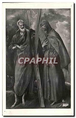 Carte Postale Ancienne Greco San Andro y