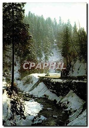 Carte Postale Moderne La route du col