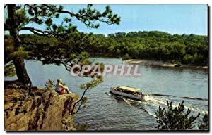Carte Postale Semi Moderne A Summer Day In the Dells Wisconsin Dells wis