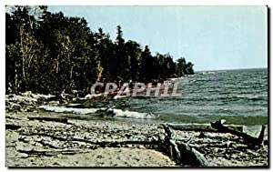 Carte Postale Semi Moderne South Point Washington Island Door County Wisconsin