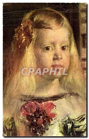Carte Postale Semi Moderne Velasquez Infante Marguerite