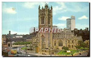 Carte Postale Moderne The Cathedral Manchester