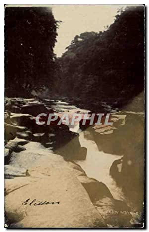 CARTE PHOTO Strid Bolton Woods