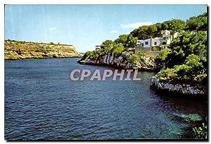 Carte Postale Ancienne Cala Figuera Mallorca