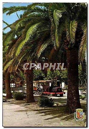 Carte Postale Moderne Salou Train