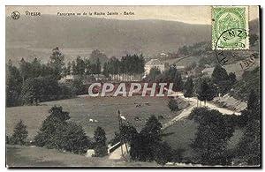 Carte Postale Ancienne Viesse Panorama Vu de