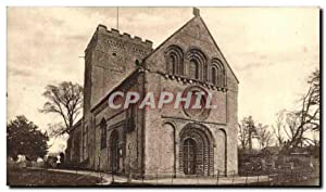 Carte Postale Ancienne Iffley Church
