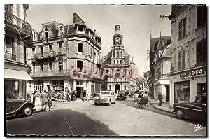 Carte Postale Moderne Trouville La reine des