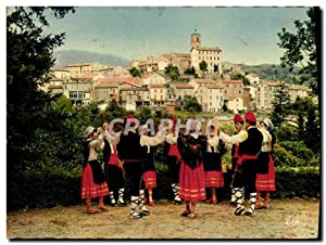 Carte Postale Moderne En Pays Catalan La