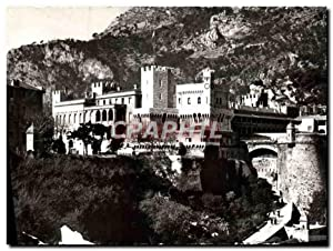 Carte Postale Moderne Monaco Le Palais du
