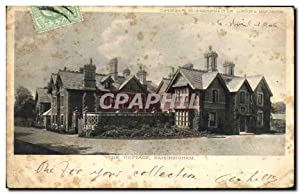 Carte Postale Ancienne York Cottage Sandringham