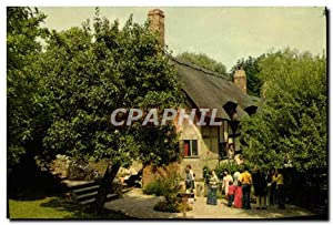 Carte Postale Moderne Stratford upon Avon Anne Hathaway's cottage from the orchard Shottery