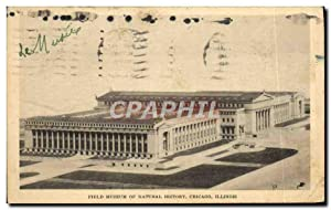 Carte Postale Ancienne Field Museum Of Natural