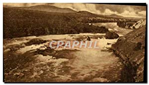 Carte Postale Ancienne Falls of the Pend Oreille near Missoula Montana