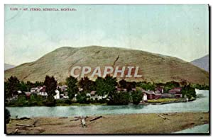 Carte Postale Ancienne My Jumbo Missoula Montana