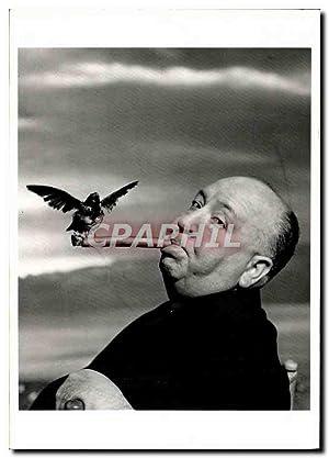 Carte Postale Moderne Alfred Hitchcock Cinema Les