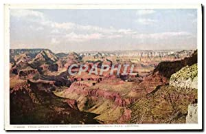 Carte Postale Ancienne Arizona From Grand View Point Grand Canyon National Park