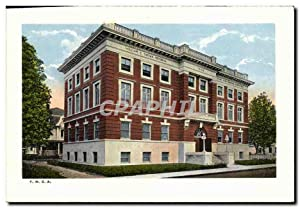 Carte Postale Ancienne Court House YMCA