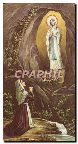 Image pieuse Priere A Notre Dame De