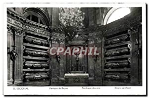 Carte Postale Ancienne El Escorial Panteon De Reyes