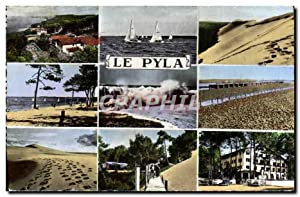 Carte Postale Moderne Le Pyla La corniche