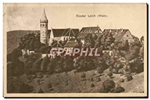 Carte Postale Ancienne Kloster Lorch
