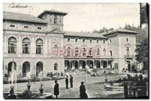Carte Postale Ancienne Casino