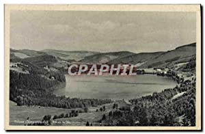 Carte Postale Ancienne Titisee