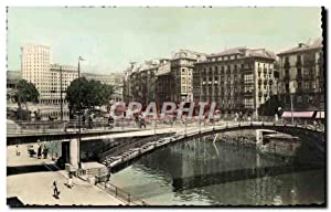 Carte Postale Ancienne Puente De Ortiz De Zarate