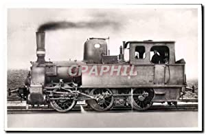 Carte Postale Moderne Train Locomotive F