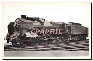 Carte Postale Ancienne Train Locomotive 150 P