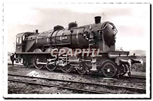 Carte Postale Ancienne Train Locomotive 231 501 a 231 783