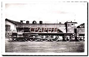Carte Postale Ancienne Train Locomotive 3 101 a 3 120