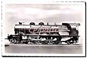 Carte Postale Ancienne Train Locomotive 6001 PLM