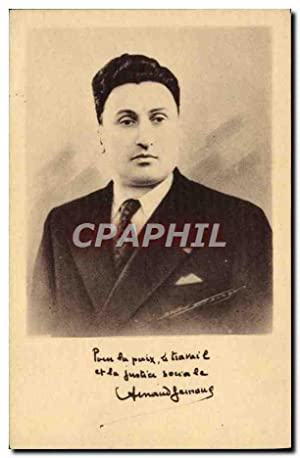 Carte Postale Ancienne Arnaud Germaud