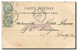Carte Postale Ancienne Folklore Normandie La laiterie Fabrication de beurre TOP: Manuscript ...