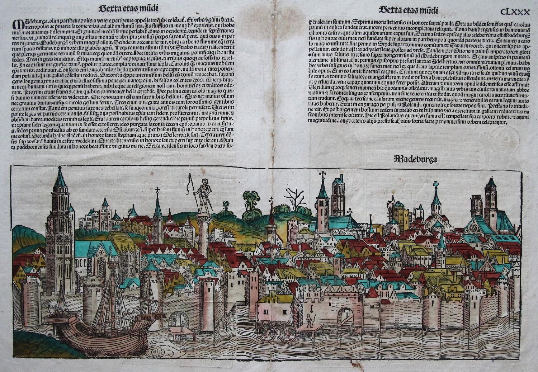 Magdeburga.: SCHEDEL, Hartmann