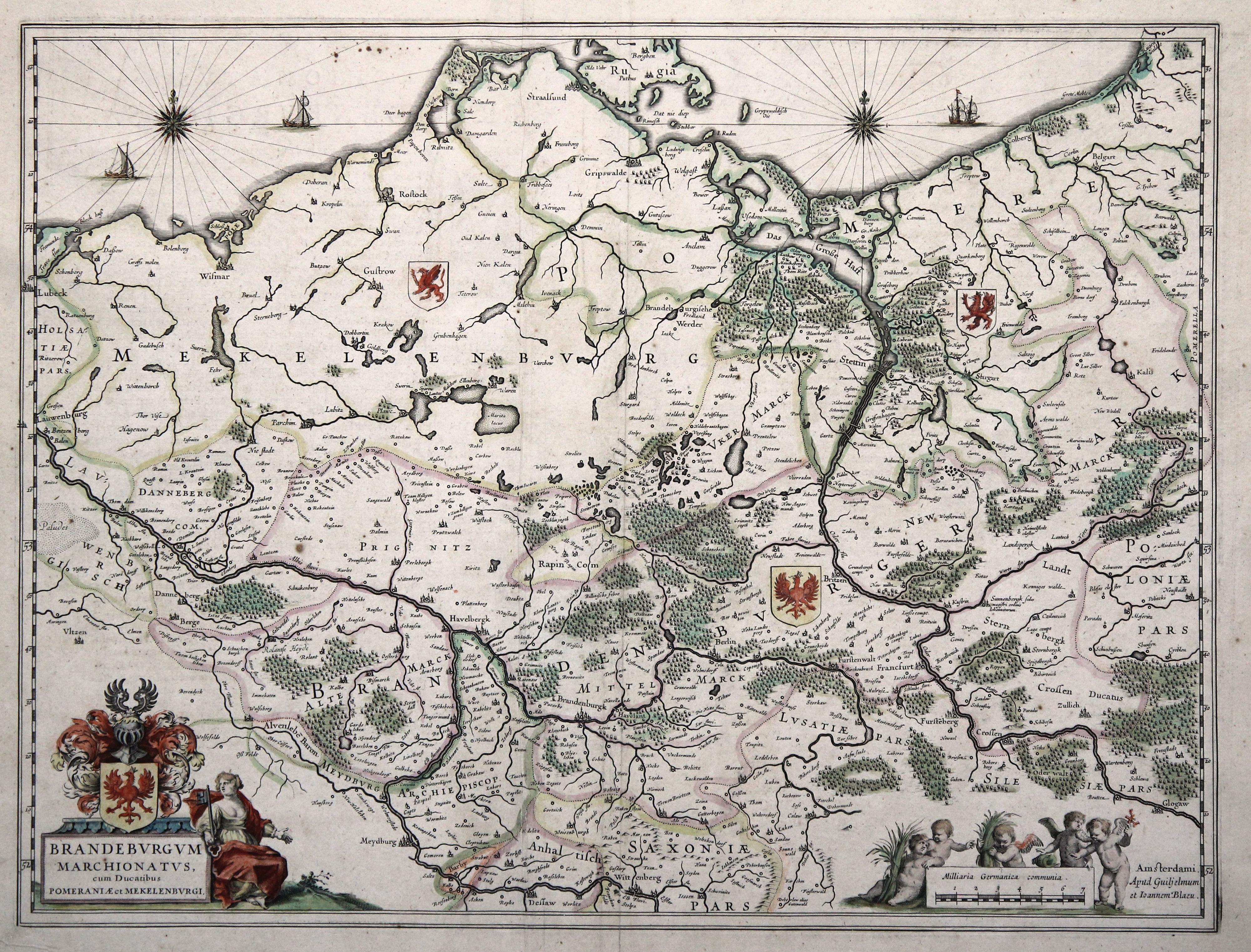 Brandenburg Mecklenburg