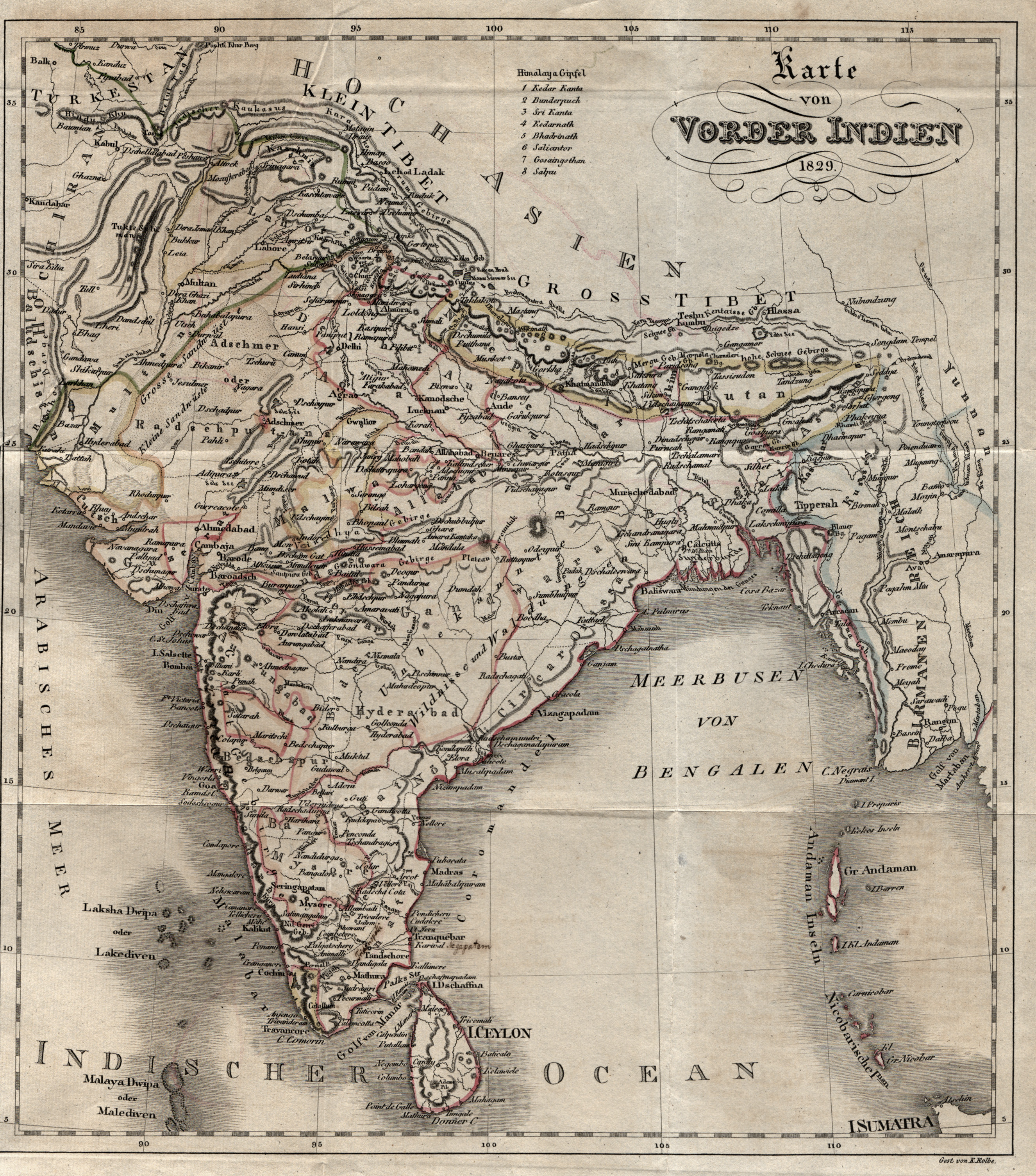 Asiatische indische Datierung uk