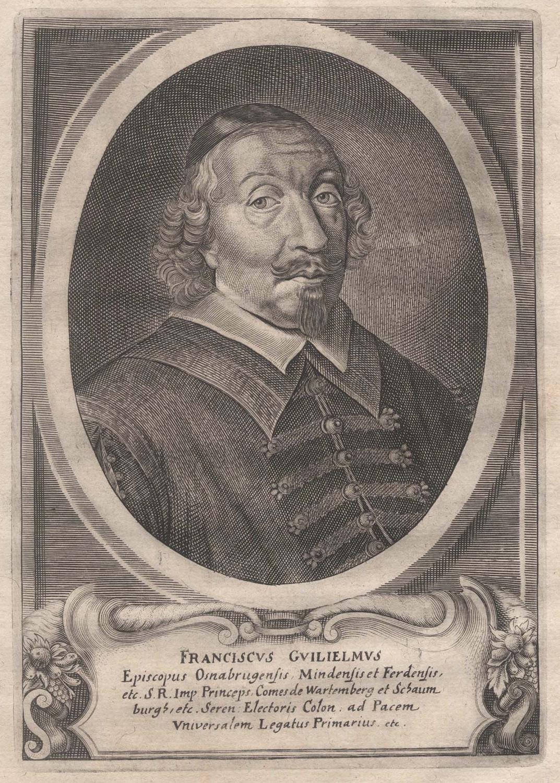 01. 03. 1593 - 01. 12. 1661).: WARTENBERG, Franz. W.