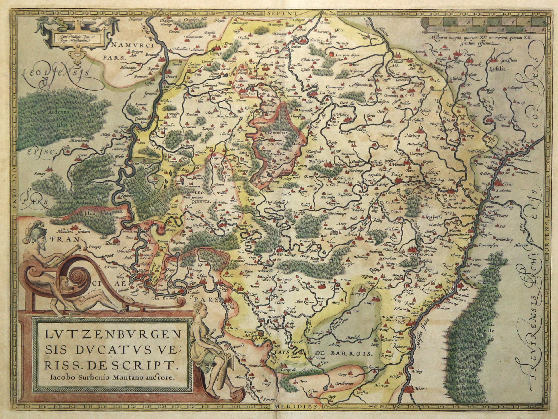 Trier Karte Umgebung.Trier Und Umgebung Zvab