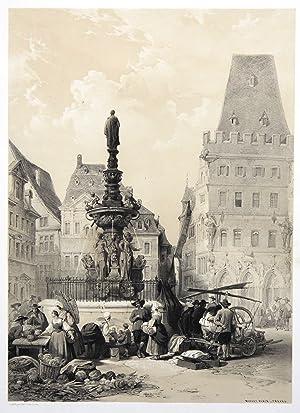 Oesterreich. A. Deutsche Erbstaaten VII. Königr: Böhmen Kreis 2. Beraun 3. Rakonitz 4. ...