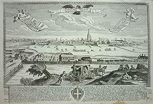 Vienna, Wien.: LEOPOLD, Johann Friedruch