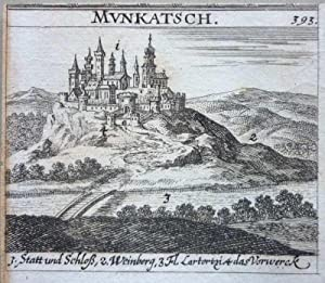 Munkatsch [Mukatschewe/Munkács Siebenbürgen].: KREKWITZ, G.
