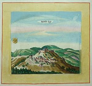 Wolffs Egg. [Wolfsegg am Hausruck]: MERIAN, M. und Anna BEEK