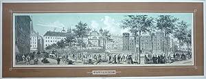 Stuben-Ring. Stadtseite. [Wien]: PETROVITS, Ladislaus Eugen und F.W. BADER