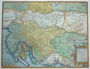 Illyricum.: ORTELIUS, Abraham