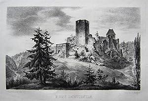 Ruine Lichtenfels.: SCHWEICKHARDT von SICKINGEN