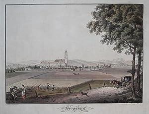 Herzogburg [Herzogenburg].: KÖPP von FELSENTHAL, Anton