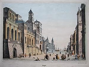 Neapel.: SCHOLZ, Joseph